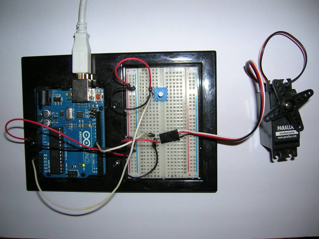 Names Cs 341 Lab 9 Computer Architecture And Organization Wiring Arduino Uno Note When You Are Adding Changing Or Removing On A Prototype Connected To The Board Always Disconnect Power From Usb Port